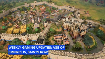 This week in gaming: Age of Empires IV, Saints Row and more!