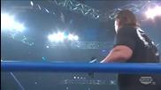 """Стинг """" Джокер """" пребива The Immortal начело с Хълк Хогън - Tna Impact Wrestling"""