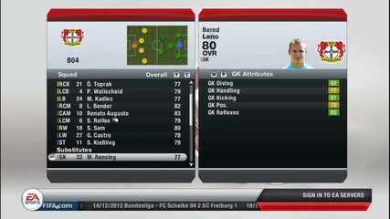 Fifa 13 - Career Manager Bayer 04 S1 Ep6