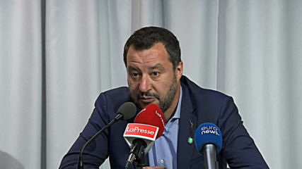 Finland: Salvini confirms Italy-Malta 'Mediterranean proposal' on migration