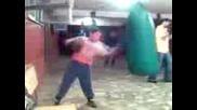 Тренировката На Росен