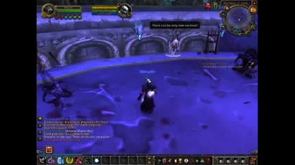 Lets Play Wow Death Knight!
