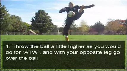 Да научим Freestyle Football ep10