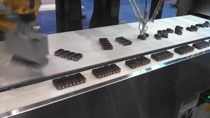 Роботи подреждат батерии