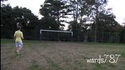 Free Kicks - Curves Knuckle balls Pt 2