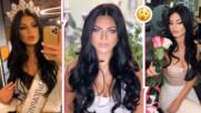 """Семейният бизнес на """"Мис България"""" 2020 пострадал, оплака се и за друго"""