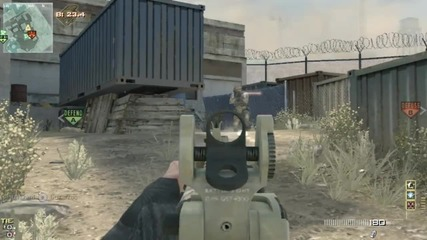 Mw3- Multiplayer Gameplay