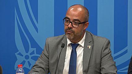 Spain: Catalan President holds anti-terrorist meeting following Cornella knife attack