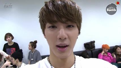 [bangtan Bomb] Vj Jin Debut!