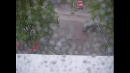 Дъжд В Меден Рудник (08.05.07год.)