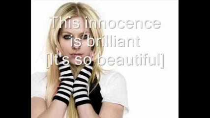 Avril Lavigne - Innocence (с Текст)