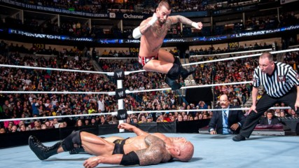 The Rock vs. CM Punk – WWE Championship Match: WWE Elimination Chamber 2013 (Full Match)