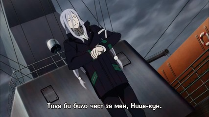 [szs] [ Бг субс ] Hamatora - 12 [ Final ]