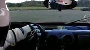 Ferrari Enzo И Стиг, Цяла Обиколка От Вътре