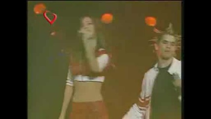 Rebelde Way - Sweet Baby