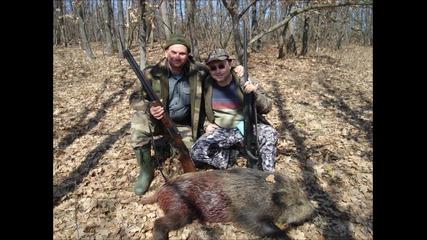 Лов в Дунавци