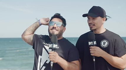 R3WIRE&VARSKI на MTV Varna Beach 12.08.2018