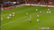Манчестър Юнайтед 3:3 Базел