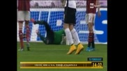"Без Чочев ""Палермо"" изненада ""Милан"" на ""Сан Сиро"" – 2:0"