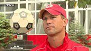 Даниел Моралес за треньорската професия и живота в България