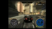 Nfs Most Wanted - Ford Mustang Gt