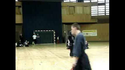 Държавен Шампионат По Кендо - Финал - 2007