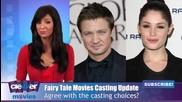 Julia Roberts & Famke Janssen Land Fairy Tale Roles