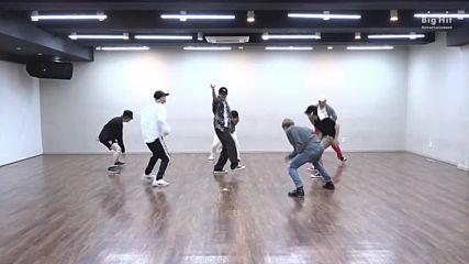 Превод! B T S - Idol Dance Practice