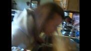Maddy's Cinnamon Challenge-epic Failure.! _)