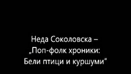 Неда Соколовска Поп-фолк хроники Бели птици и куршуми