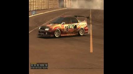 Race Driver: Grid - Gameplay от мен