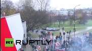Poland: At least 40,000 march on streets of Warsaw for Independence Day