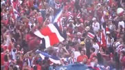 Радостта на костариканските фенове след триумфа над Гърция
