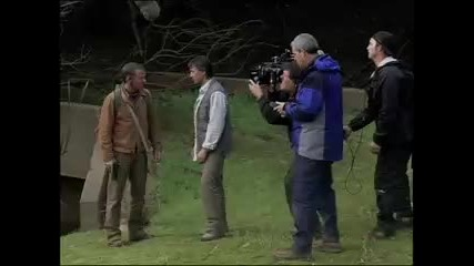 24 - Redemption - Behind the scene 2