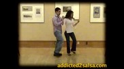 Salsa Dance  - Урок № 13 - More Simple Salsa Moves