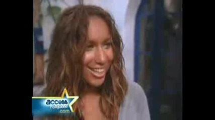 Leona Lewis - On Access Hollywood