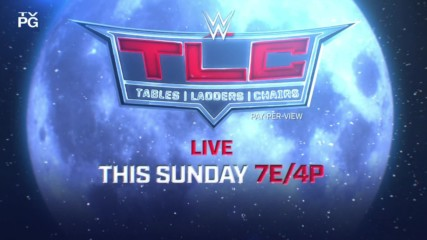 WWE TLC - streaming live this Sunday on WWE Network