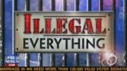 Джон Стосел - Всичко е незаконно (fox 2012)