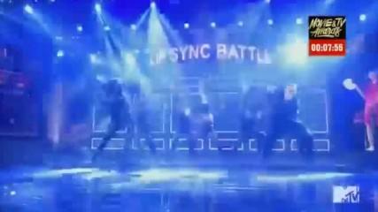Tom Holland lip sync battle Full Performance