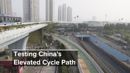 We Tested Cool Transport: China's Cycle Highway