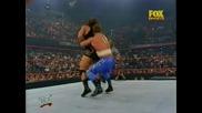Chris Benoit vs Rhyno 05.28.01 [ Hight Quality ]