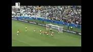 Бразилия - Египет 4:3 Купа на конфедерациите 15.06.09