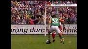 Bundesliga 03/04 Байерн - Вердер 1:3