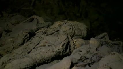 Повече от 10 000 мумии са струпани в свещена пещера в Етиопя (