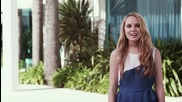 Meaghan Martin welcomes you to the Acuvue® 1-day Contest