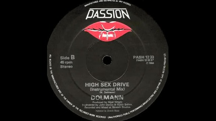 Dolmann - High Sex Drive Extended Mix