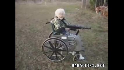Луда Баба С Оръжие