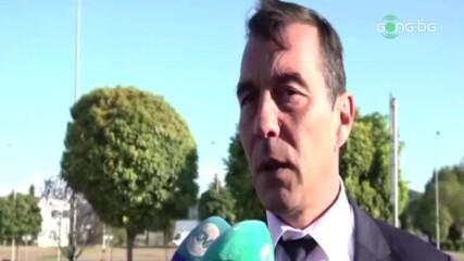 Петричев: Този Лудогорец ще бъде много силен, не искаме да играем само събота