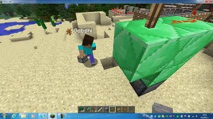 Minecraft - Bug
