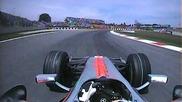 formula 1 gran premio de espana telefonica 2008